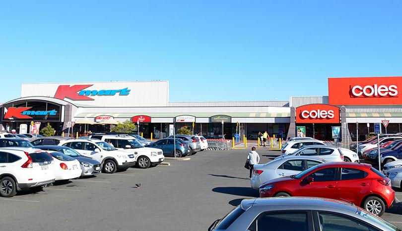 Firle Shopping Centre