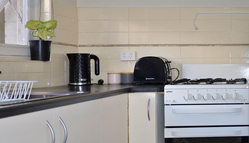 Rental Properties Kensington Park   Kitchen