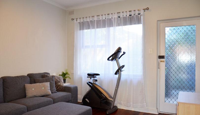 Unit For Rent Kensington Park   Lounge Window