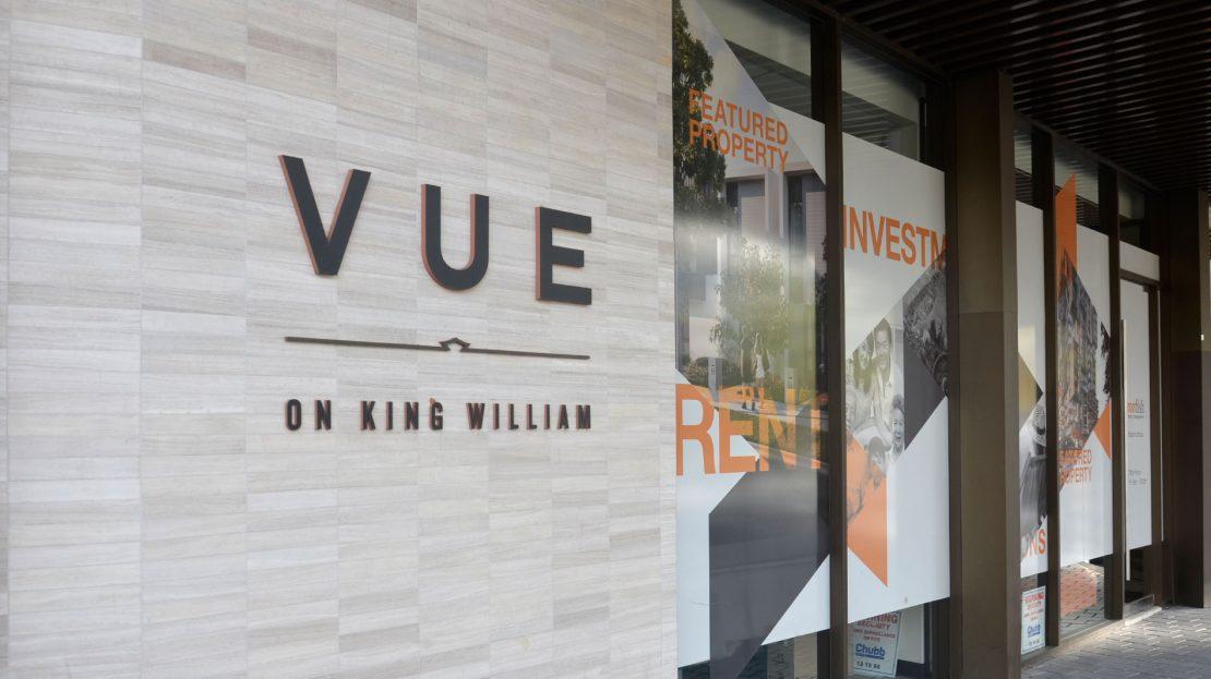 Vue On King William   Rental Properties Adelaide