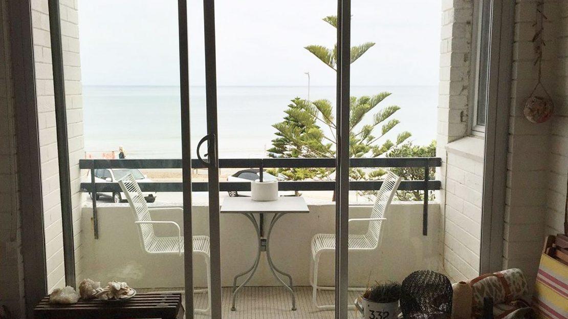 11/18 Seaview Road West Beach | Balcony
