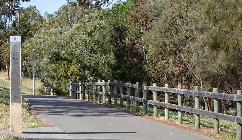Linear Park Klemzig Bike Trail